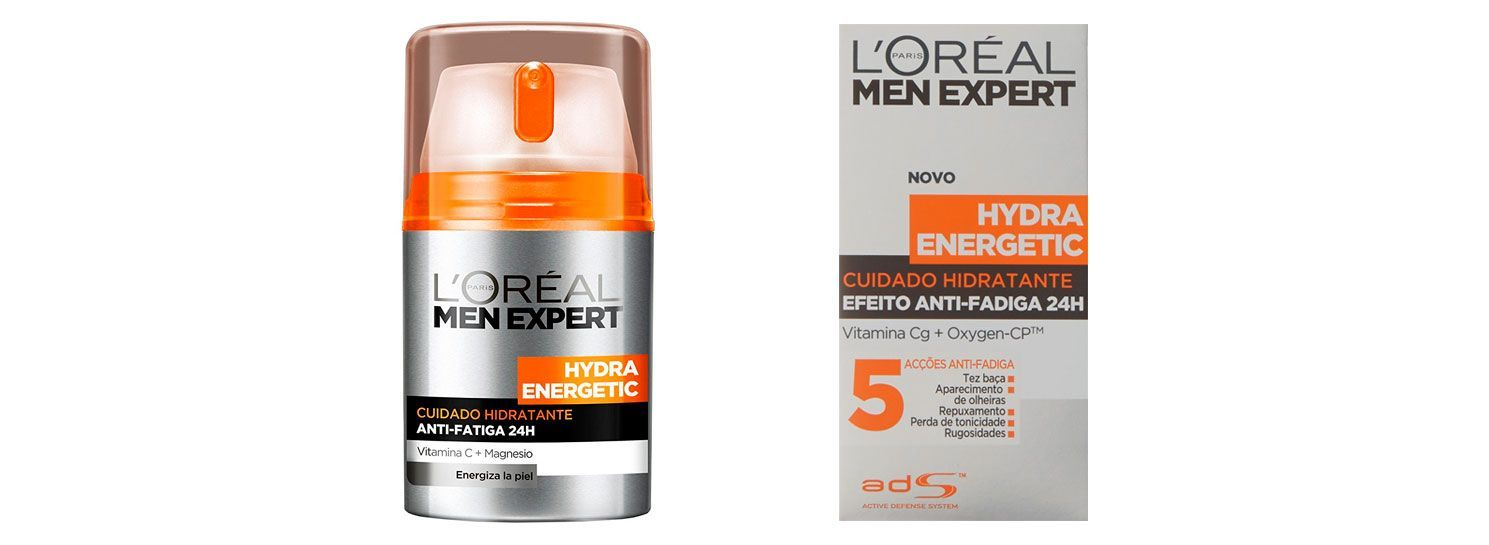 Oferta L'Oreal Paris Men Expert Hydra Energetic barata Amazon