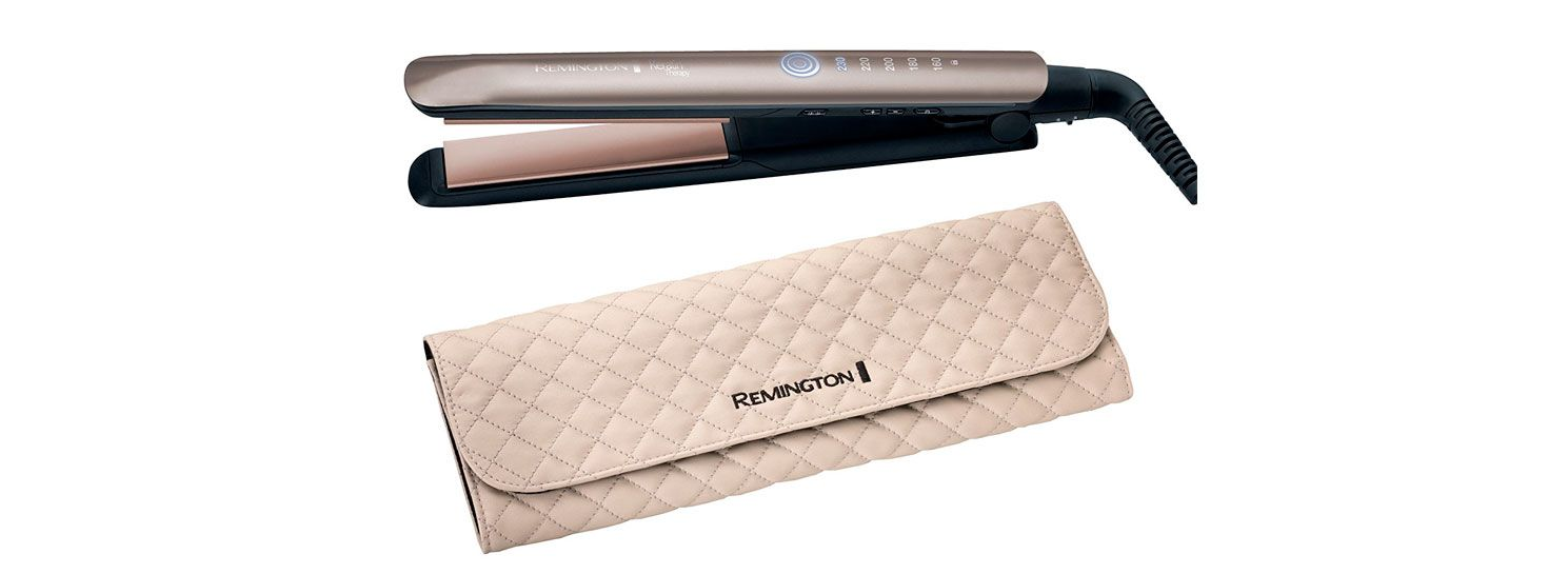 Oferta plancha de pelo Remington S8590 Keratin Therapy Pro barata amazon