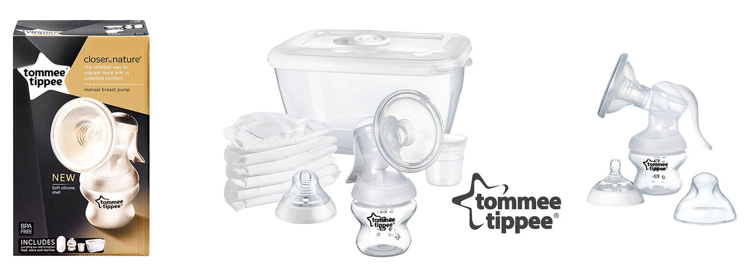 Oferta sacaleches manual Tommee Tippee 21751 barato amazon