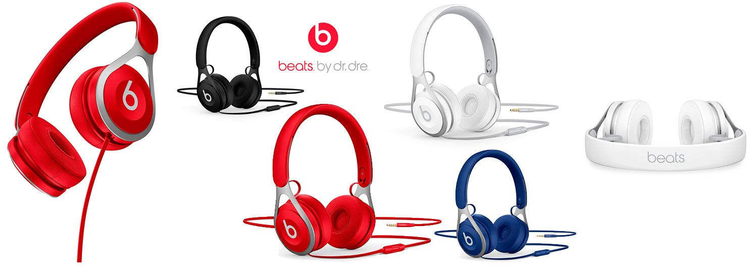 Oferta auriculares Beats by Dr. Dre EP baratos
