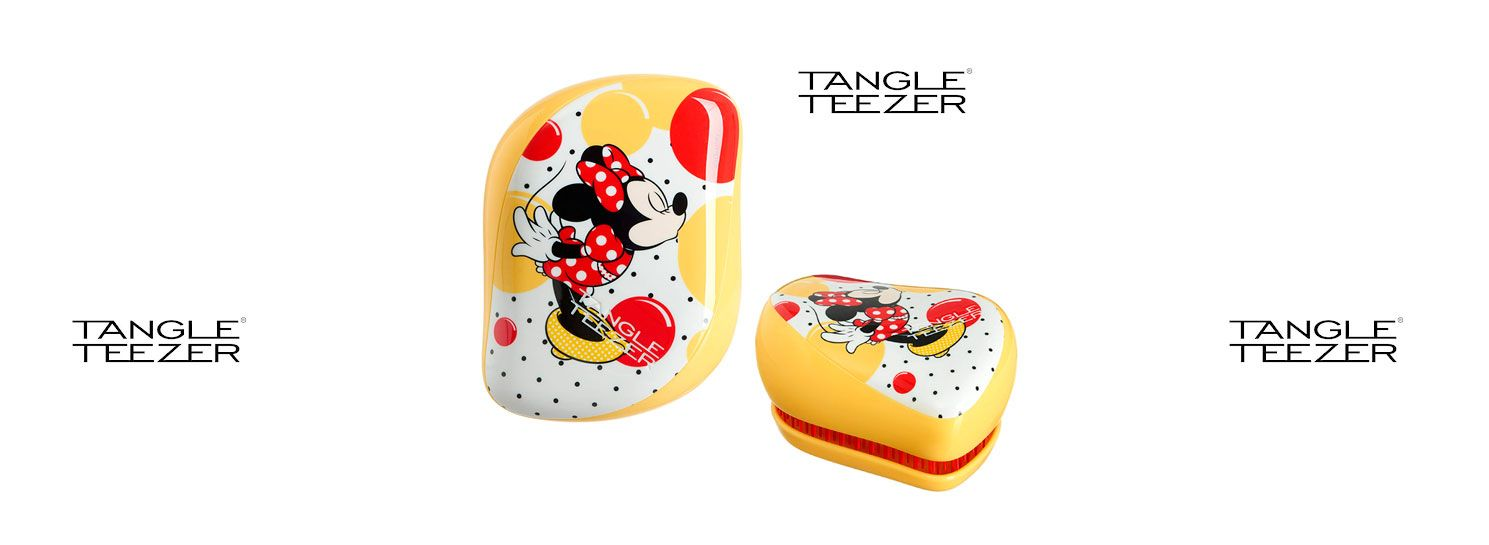 Oferta Tangle Teezer Compact Styler Minnie Mouse
